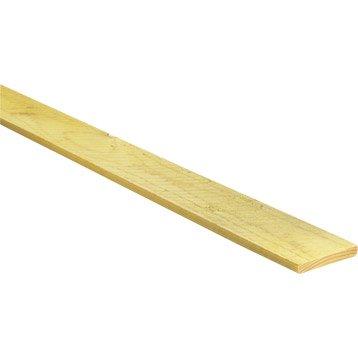 Planche sapin (épicéa) non traité 27x150 mm 3 m chx3