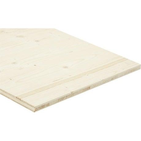Panneau bois agglom r mdf m dium osb contreplaqu panneau bois sur mesure leroy merlin - Panneau 3 plis ...