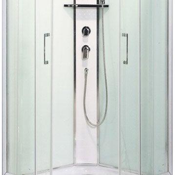 Porte cabine 90x90 cm, Remix