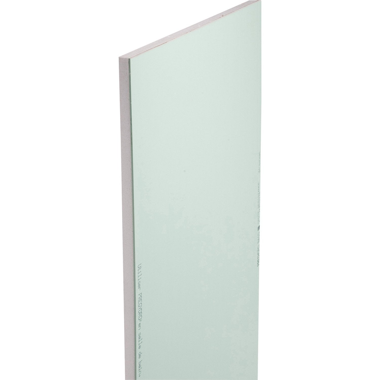 doublage en polystyr ne expans th 38 siniat 2 6 x ep 13 40mm r leroy merlin. Black Bedroom Furniture Sets. Home Design Ideas