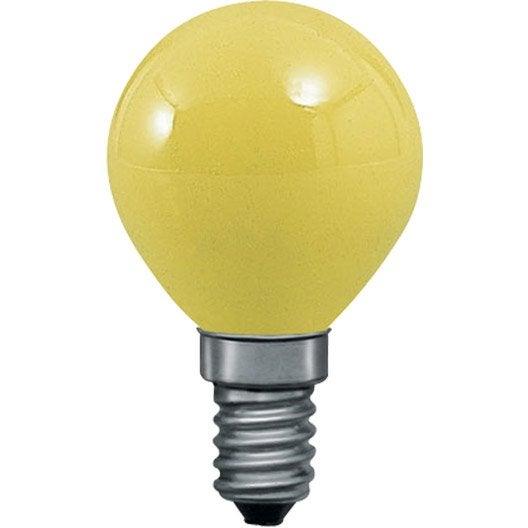 ampoule sph rique halog ne jaune 25w e14 paulmann leroy merlin. Black Bedroom Furniture Sets. Home Design Ideas