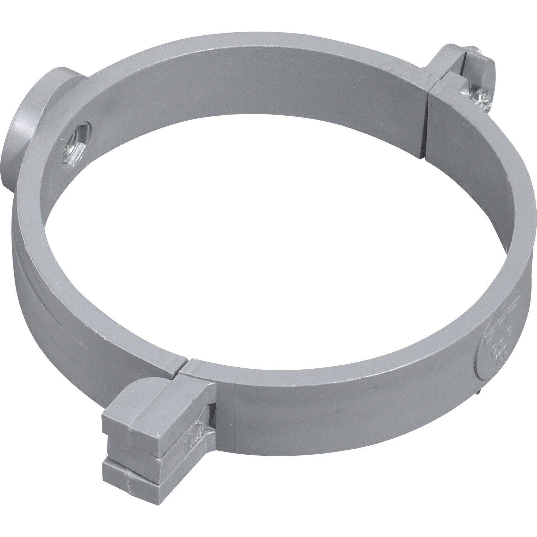25 Pi/èces Colliers de fixation de tubes P-Clips de serrage avec insert en caoutchouc choix Band 12mm /Ø 25mm