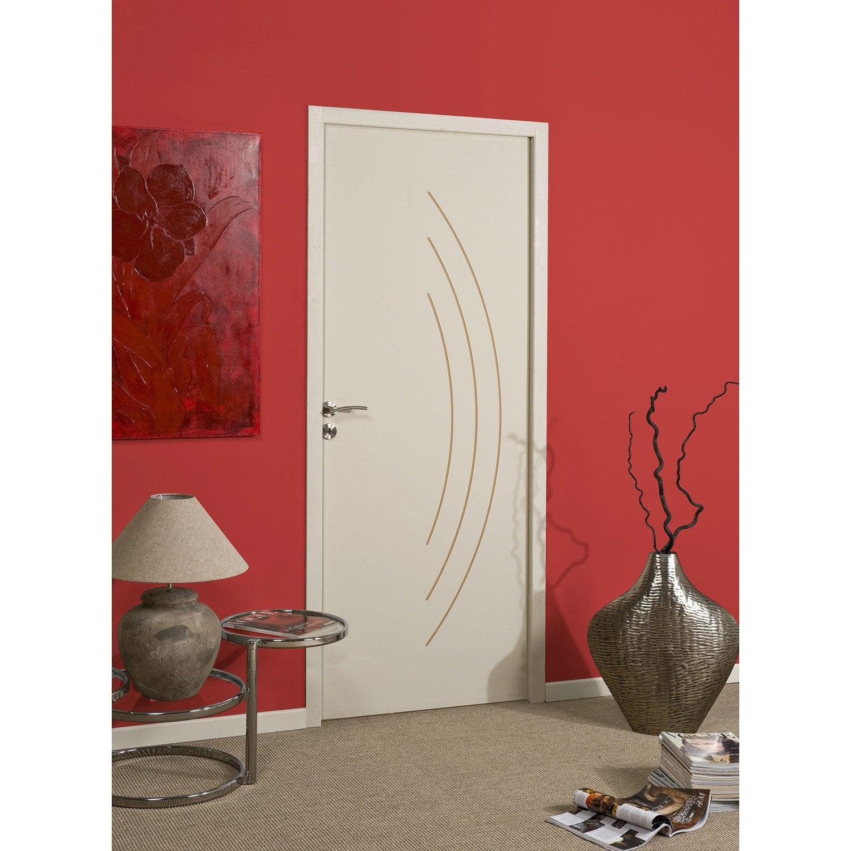 bloc porte isoplane aven x cm poussant droit leroy merlin. Black Bedroom Furniture Sets. Home Design Ideas