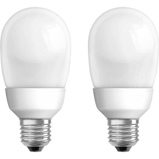 Ampoule standard conomie d 39 nergie 14w osram e27 - Ampoule lumiere du jour leroy merlin ...