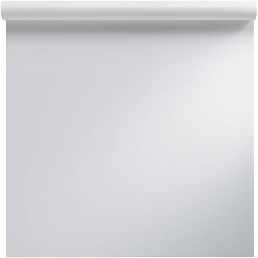 Revêtement adhésif Cuir, blanc, 0.45 x 2 m | Leroy Merlin