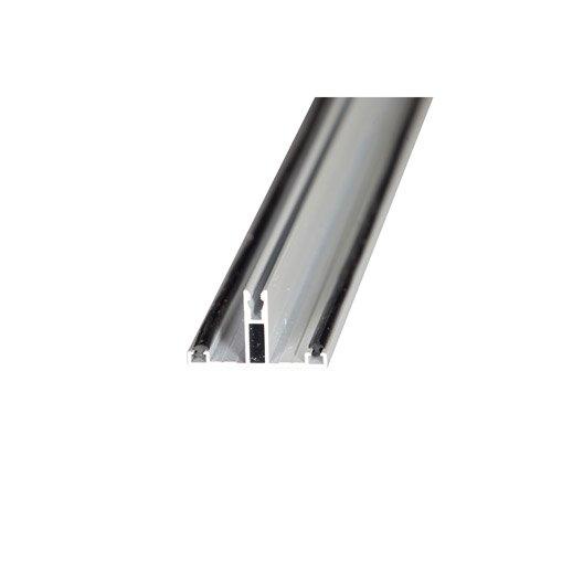 profil t sur mesure fa ti re pour plaque ep 32 mm blanc l 0 5 m leroy merlin. Black Bedroom Furniture Sets. Home Design Ideas