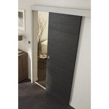 Ensemble porte coulissante porte galandage porte for Porte coulissante salle de bain prix