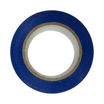 Ruban adhésif bleu, L.10 m x l.19 mm