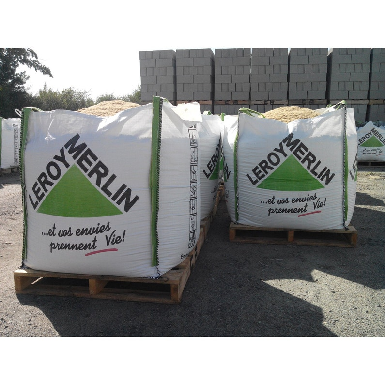 Mélange 02 En Big Bag 1500 Kg 1m3 Sablon