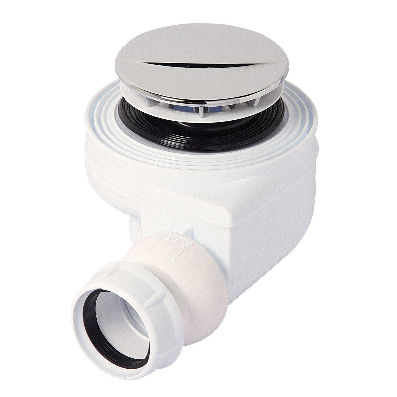 Bonde receveur de douche, Diam.60 mm | Leroy Merlin