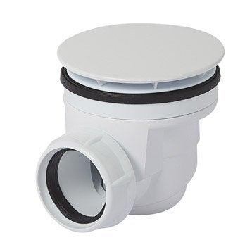 Vidage bonde et siphon siphon douche lavabo baignoire - Bonde de douche extra plate leroy merlin ...