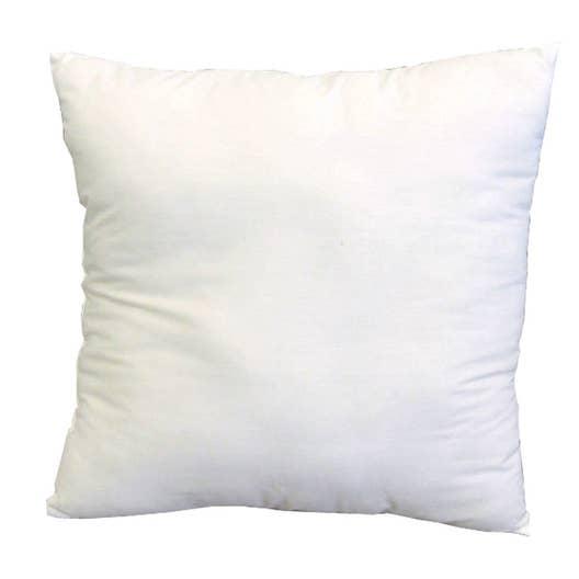coussin garnissage 45x45 Coussin de rembourrage, blanc l.40 x H.40 cm | Leroy Merlin coussin garnissage 45x45