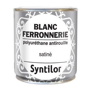 Peinture fer et antirouille peinture ext rieure pour - Peinture pour metal castorama ...