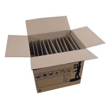 Croisillons 12 à 13 assiettes pour carton de 36L