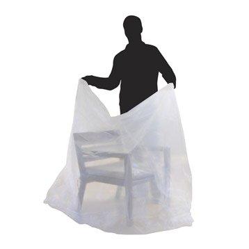Housse de protection pour fauteuil / petit meuble 130x110cm