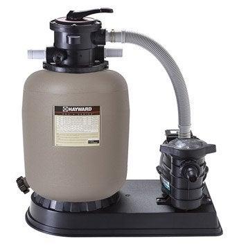 Kit de filtration à sable HAYWARD Powerline 6 m3 6 m³/h