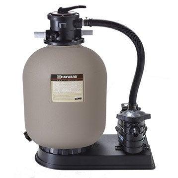 Kit de filtration à sable HAYWARD Powerline 10 m3 10 m³/h