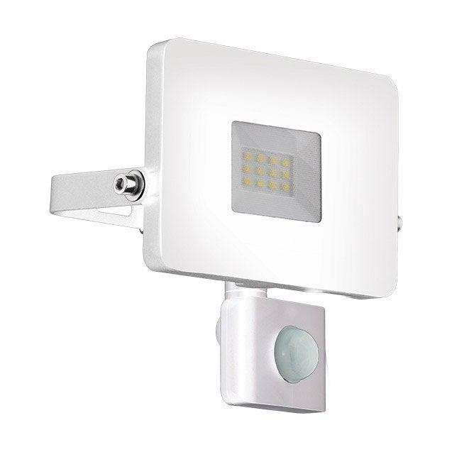 Projecteur à Fixer à Détection Led Intégrée 20 W 1900 Lm Blanc