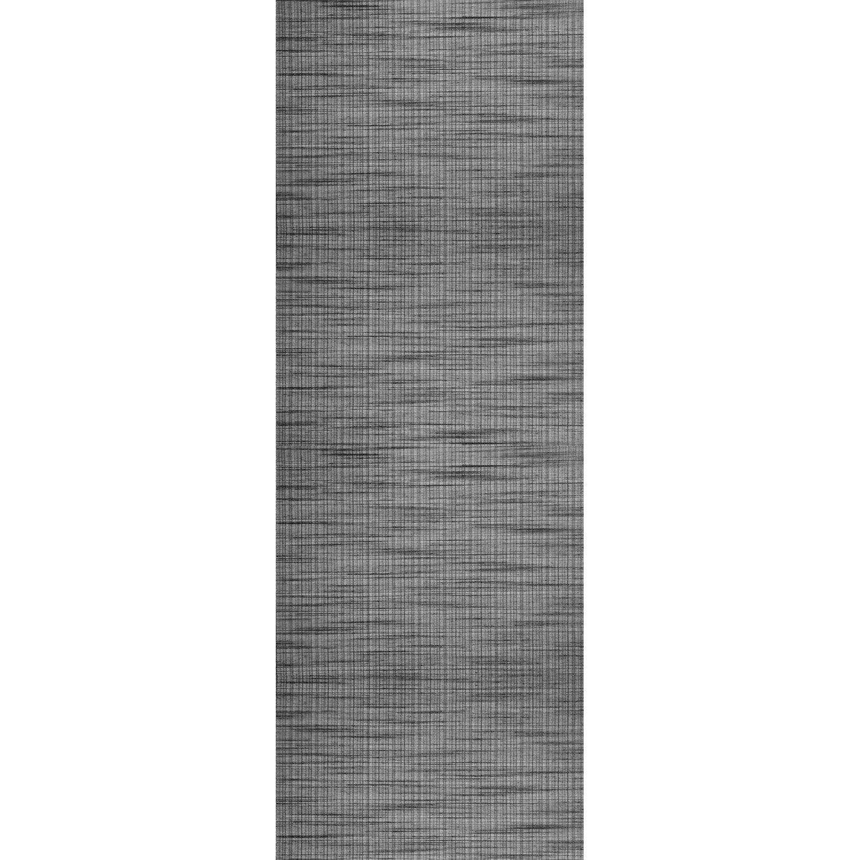 Panneau japonais noir, H.250 x l.50 cm