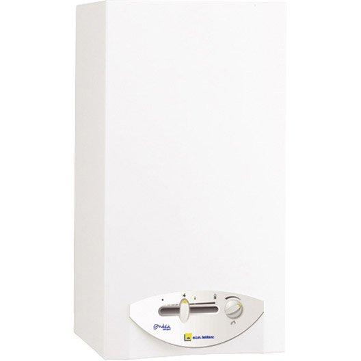 chauffe eau gaz chauffe eau gaz instantan leroy merlin. Black Bedroom Furniture Sets. Home Design Ideas