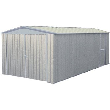 Garage en métal Melton, 13.2 m²