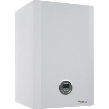 Chaudière murale gaz à condensation acc. VERGNE Série mc2 24.28b20gnv, 24kW