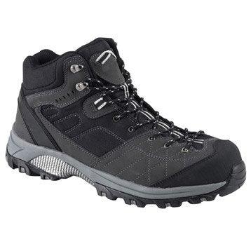Chaussures de sécurité hautes KAPRIOL Dakota, coloris gris/noir T44