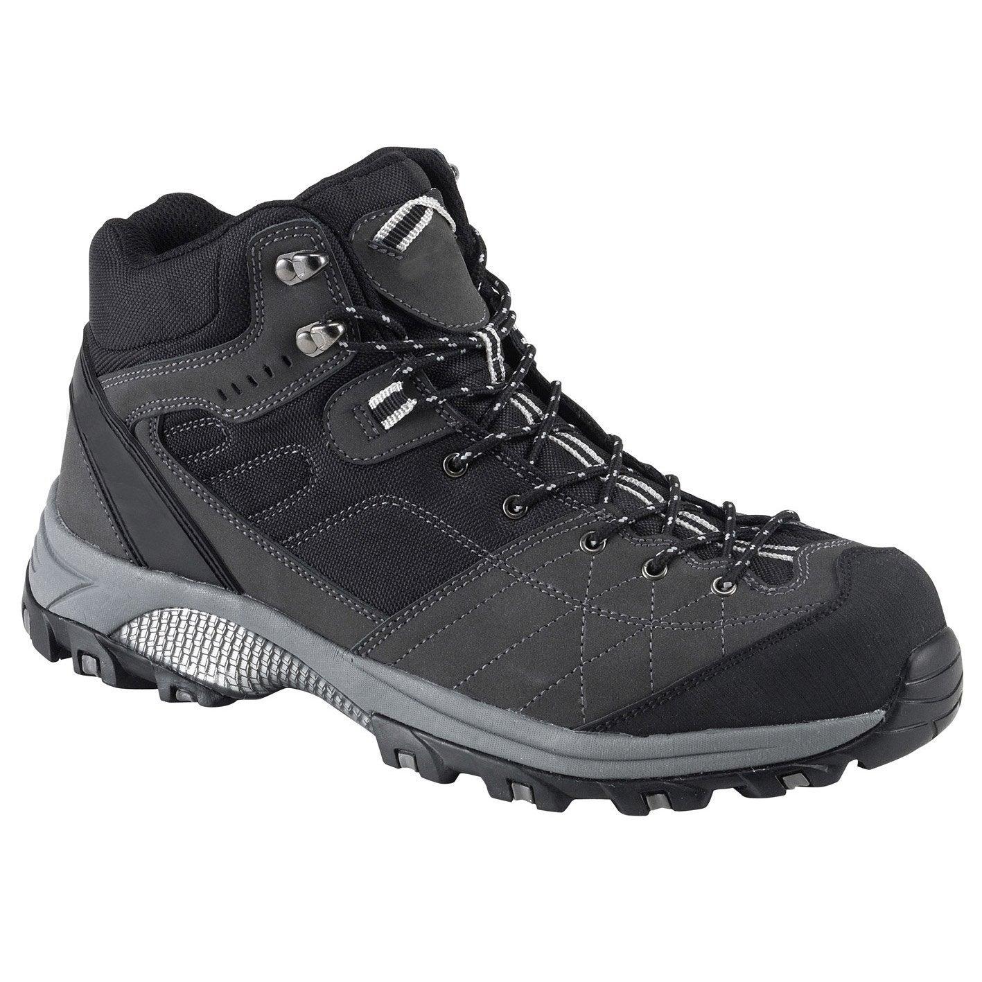 Chaussures de sécurité hautes KAPRIOL Dakota, coloris grisnoir T42