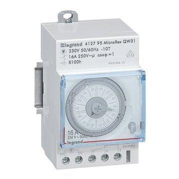 Horloge LEGRAND, 230 V, 16 A