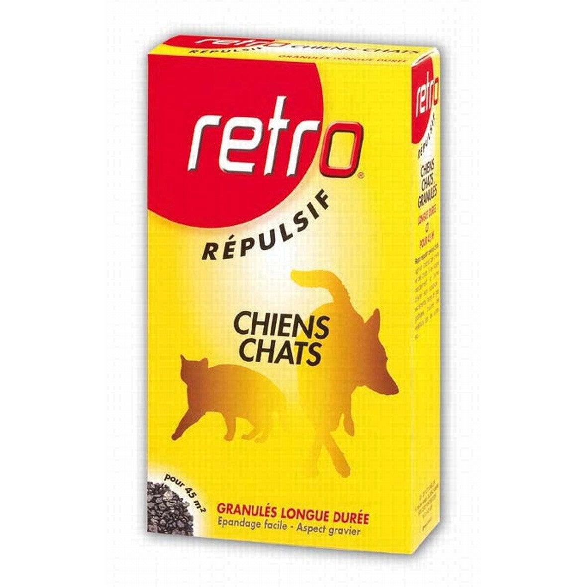 Repulsif Chat Leroy Merlin