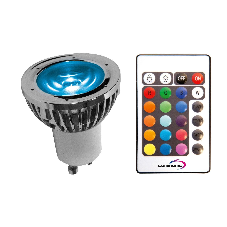 Ampoule Reflecteur Led 6 Gu10 Leroy Merlin