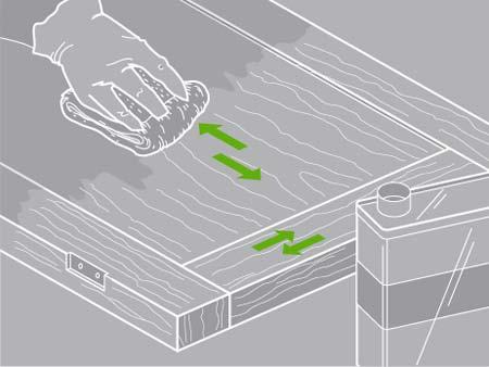comment restaurer un meuble leroy merlin. Black Bedroom Furniture Sets. Home Design Ideas