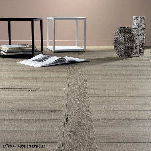 sol stratifi parquet stratifi et plancher leroy merlin. Black Bedroom Furniture Sets. Home Design Ideas