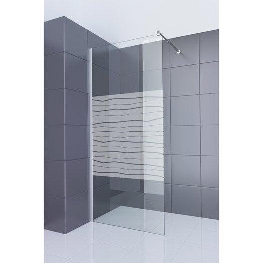 paroi de douche l 39 italienne cm verre s rigraphi. Black Bedroom Furniture Sets. Home Design Ideas