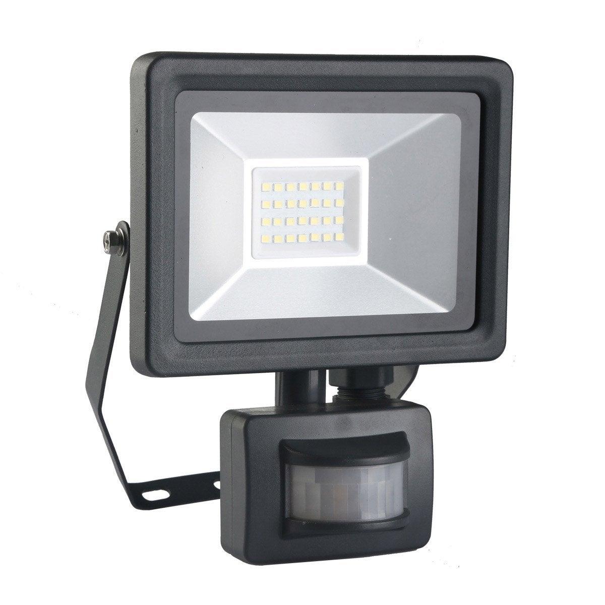 luminaire exterieur detection de mouvement