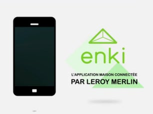 enki la solution maison connect e par leroy merlin leroy merlin. Black Bedroom Furniture Sets. Home Design Ideas