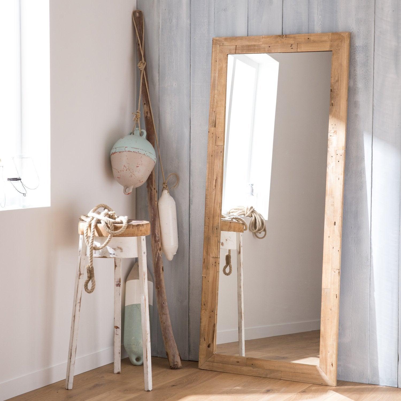 Un miroir style industriel leroy merlin - Deco avec miroir mural ...