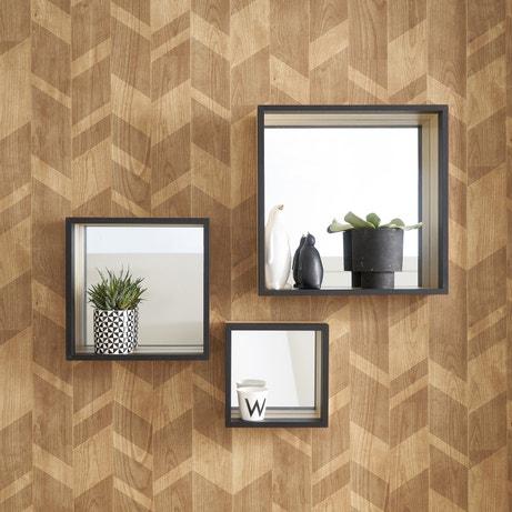 des miroirs qui refl tent votre style leroy merlin. Black Bedroom Furniture Sets. Home Design Ideas