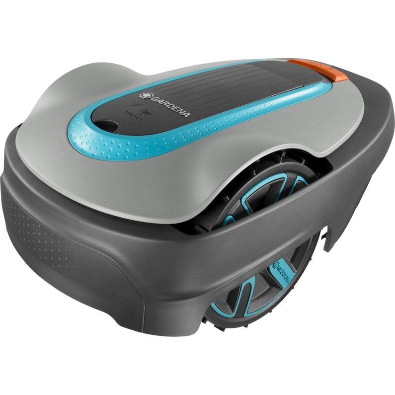 Robot Tondeuse Connecté Gardena Sileno City 500 Ethernet Wifi 500 M