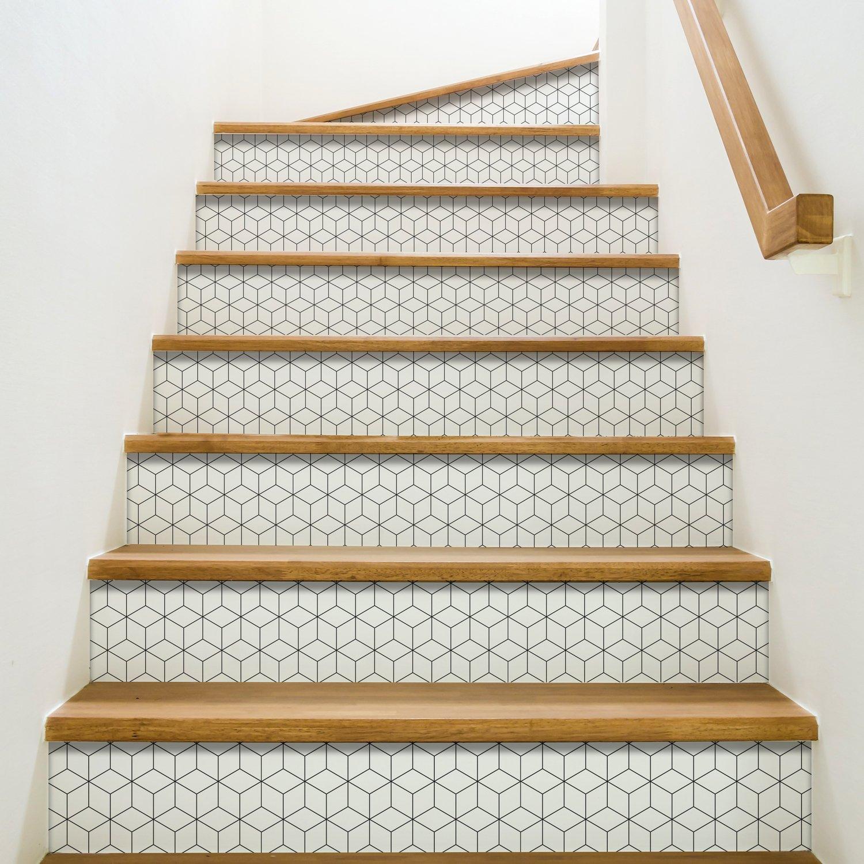 De la géometrie dans les escaliers