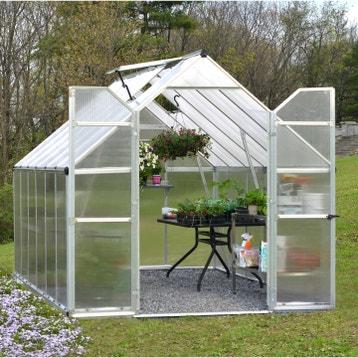 Serre De Jardin En Polycarbonate au meilleur prix | Leroy Merlin