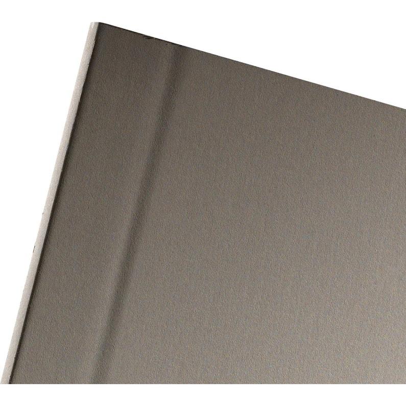 Plaque De Plâtre Ba 13 H250 X L120 Cm Standard Nf Norgips