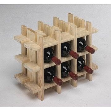 range bouteilles et accessoires casier bouteille vin. Black Bedroom Furniture Sets. Home Design Ideas