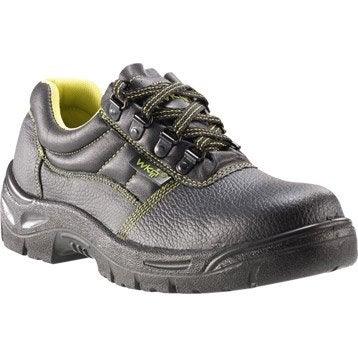 Chaussures de sécurité basses KAPRIOL Taurus basse, coloris noir T39