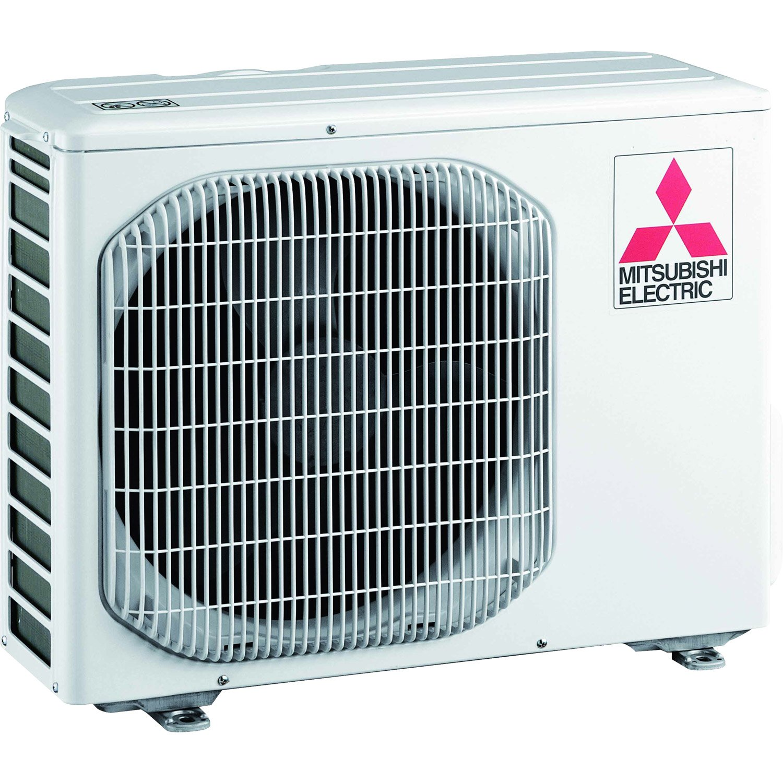 pompe chaleur air air unit ext rieure monosplit muzhj50va mitsubishi 5000w leroy merlin. Black Bedroom Furniture Sets. Home Design Ideas