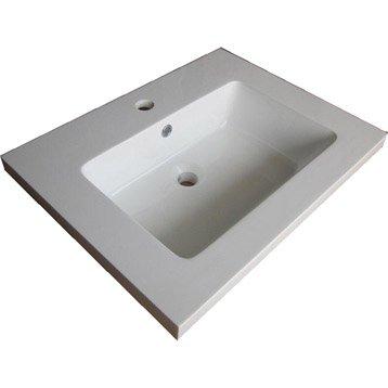lavabo vasque et plan vasque pour salle de bains meuble. Black Bedroom Furniture Sets. Home Design Ideas