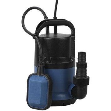 pompe vide cave pour eaux claires vc250ecl d bit 6000l h. Black Bedroom Furniture Sets. Home Design Ideas
