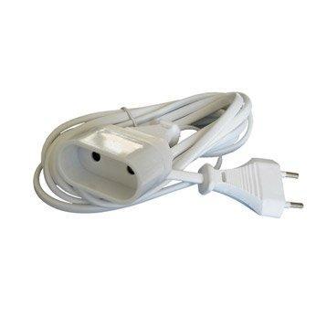 Rallonge lectrique rallonge lectrique et enrouleur - Rallonge electrique de jardin ...