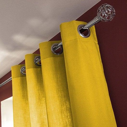 Rideau jaune leroy merlin - Le roy merlin rideaux ...