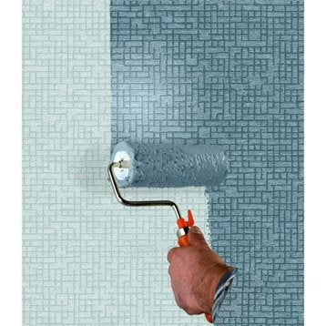 Fibre de verre Sablée motif labyrinthe 320 G/M² 10.5MX100CM 320 g/m²
